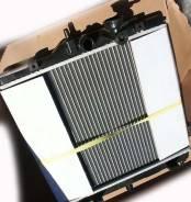 Радиатор охлаждения двигателя. Kia Picanto