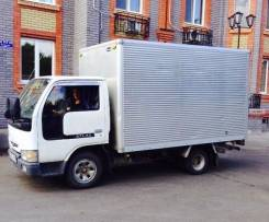 Услуги грузовика 1,5т и микроавтобуса + грузчики