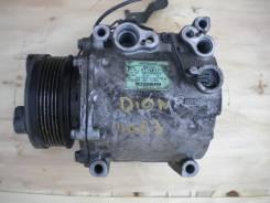 Компрессор кондиционера. Mitsubishi Dion Двигатель 4G63