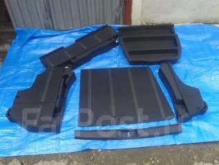 Обшивка багажника. Subaru Forester, SG5 Двигатель EJ20