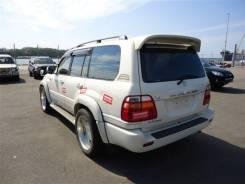 Бак топливный. Toyota Land Cruiser, UZJ100W, UZJ100 Двигатель 2UZFE