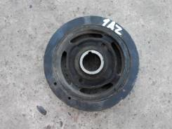Шкив коленвала. Toyota RAV4 Двигатели: 1AZFSE, 1AZFE