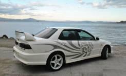 Спойлер. Daewoo Nexia Honda Torneo Honda Accord Mitsubishi Lancer Ford Focus