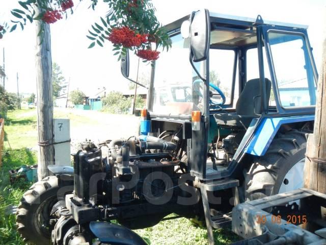 Замена подшипников колесного редуктора трактора МТЗ-82
