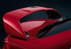 Спойлер. Mitsubishi Lancer X