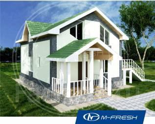 M-fresh Beautiful life-зеркальный. 100-200 кв. м., 1 этаж, 4 комнаты, комбинированный