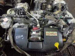 Двигатель Subaru Legacy EJ206 EJ208 Twin turbo