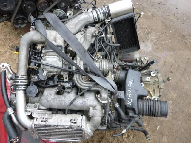 Двигатель KJ Mazda