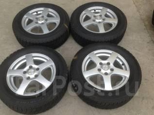 195/65 R 15 Bridgestone Ice Partner литые диски 5/114.3 R15 (15006). 6.0x15 5x114.30 ET38