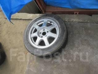 Запасное колесо 225 55 16 Б/П по РФ. 7.5x16 5x114.30 ET50 ЦО 60,0мм.