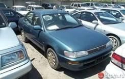Toyota Corolla. 1993