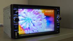 Авто магнитола Универсальная SD TV USB, DVD, MP3 Блютуз 178на100мм