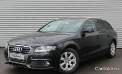 Audi A4. ПТС