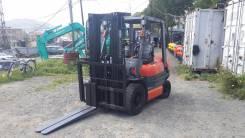 Toyota. 1507033 Вилочный погрузчик 6FGL25, 1 486 куб. см., 2 300 кг.