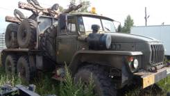 Урал 4320. трубоплетевоз, 2 800 куб. см., 10 000 кг.