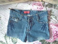 Шорты джинсовые. Рост: 140-146 см