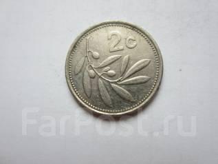 Мальта 2 цента 1998 года