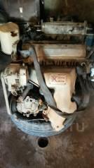 Двигатель. Toyota Corona, ST190 Двигатель 4SFE