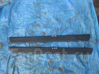 Порог пластиковый. Nissan Skyline, ECR33, BCNR33, ENR33, HR33, ER33