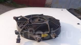 Вентилятор радиатора кондиционера. Mitsubishi Challenger, K96W, K99W Двигатель 6G72