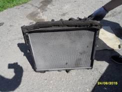 Радиатор охлаждения двигателя. Mazda Titan, SYF4T Двигатель RF