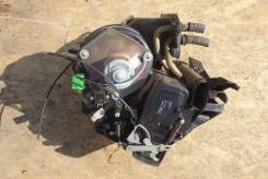 Печка. Nissan Atlas, AMF22 Двигатель TD27
