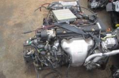 Двигатель. Honda Ascot, CB4 Двигатель F20A
