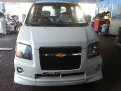 Обвес кузова аэродинамический. Chevrolet MW, MA34S Suzuki Wagon R Solio, MA34S Двигатель M13A