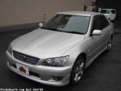 Toyota Altezza. SXE10, 3GGE