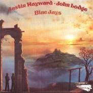 "CD Justin Hayward / John Lodge (Moody Blues) ""Blue jays"" 1975 England"