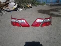 Вставка багажника. Toyota Camry, ACV40, ASV40, AHV40, GSV40, CV40, SV40, ACV45 Двигатели: 2GRFE, 2AZFE