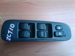 Кнопки двери. Toyota Opa, ZCT10 Двигатель 1ZZFE