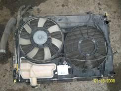 Радиатор охлаждения двигателя. Lexus RX330, GSU30, GSU35 Lexus RX350, GSU30, GSU35 Lexus RX300, GSU35 Двигатель 2GRFE