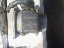 Датчик расхода воздуха. Nissan Serena, KBC23 Двигатель SR20DE