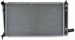 Радиатор охлаждения двигателя. Saab 9-5