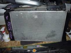 Радиатор охлаждения двигателя. Toyota Avensis, AZT251W Двигатель 2AZFSE