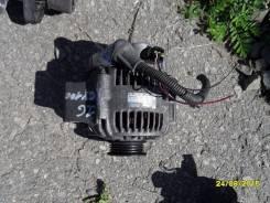 Генератор. Toyota Mark II, GX100 Двигатель 1GFE