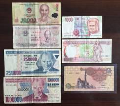 Банкноты иностранные