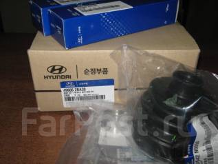 Пыльник привода. Hyundai ix55 Hyundai Santa Fe Hyundai Veracruz