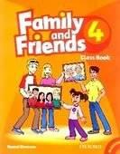 Учебник Family and Friends 4