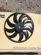 Вентилятор охлаждения радиатора. Nissan Juke