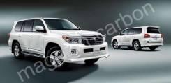 Обвес кузова аэродинамический. Toyota Land Cruiser, UZJ200W, VDJ200, URJ202W, URJ200, URJ202, UZJ200