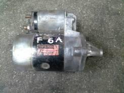Стартер. Suzuki Alto Двигатель F6A