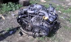 Двигатель в сборе. Subaru Legacy, BP, BP5, BPE Двигатель EJ20