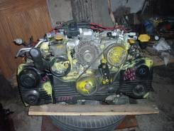 Двигатель. Subaru Legacy Subaru Forester, SF5 Двигатель EJ254
