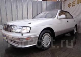 Toyota Crown. 141, 1JZ