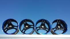 Advan RS. 9.5/8.5x18, 5x114.30, ET38/35. Под заказ