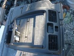 Консоль панели приборов. Toyota Hilux Surf, RZN185 Двигатель 3RZFE