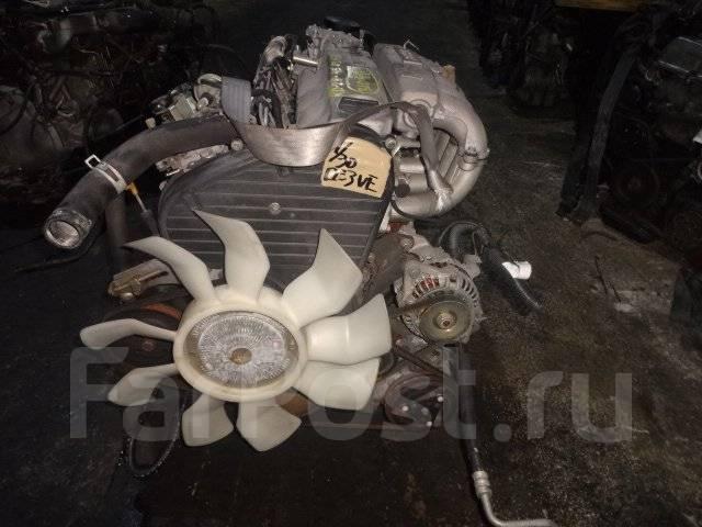 Контрактный б/у двигатель RD28 на Nissan
