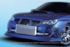 Интеркулер. Subaru Impreza WRX STI